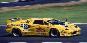 Lamborghini Countach JGTC